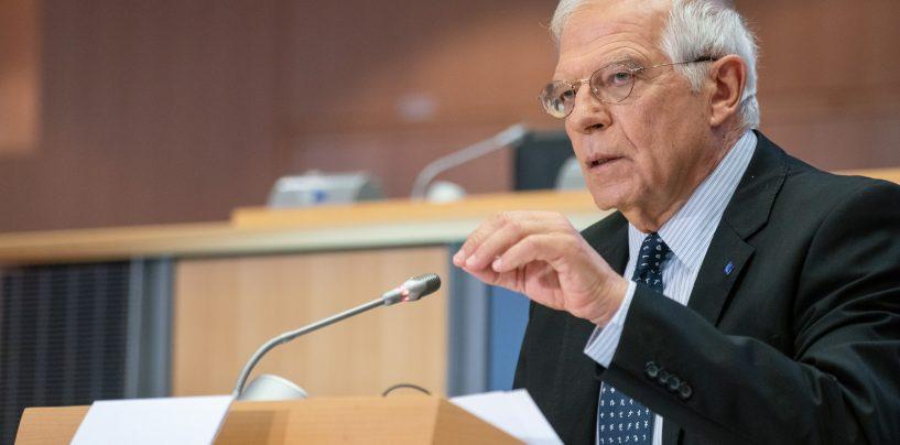 UE, umilită de Rusia. Europarlamentarii cer demisia lui Josep Borell