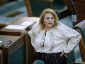 Dată afară din partid! Diana Șoșoacă a rămas fără AUR