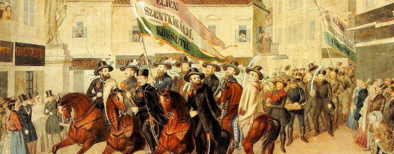 Românii nu au ce sărbători de 15 martie. Revoluționarii maghiari, teroriștii din Transilvania