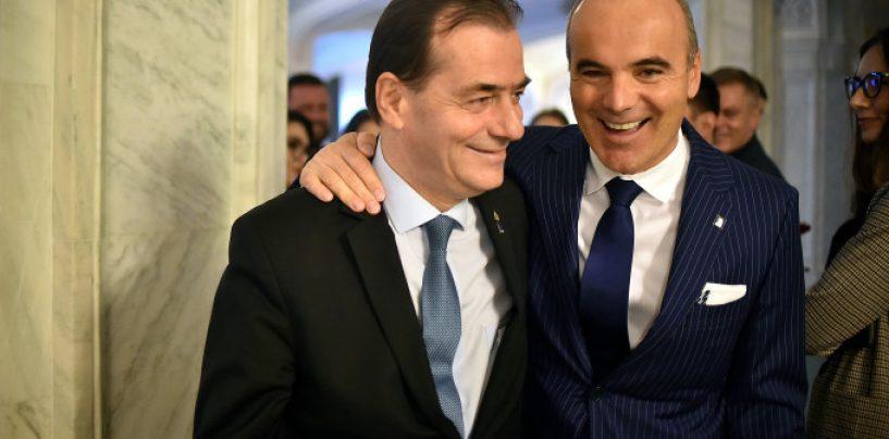 Ludovic Orban: Rareș Bogdan este șarpele care a crescut în PNL