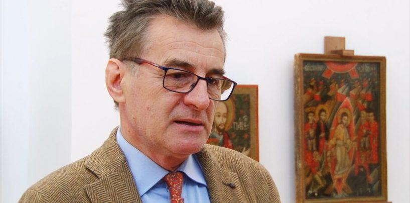 Se pregătește un dosar penal. Victor Neumann, pe cale să fie demis din fruntea Muzeului de Artă Timișoara