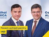 De la Iași la București. Fără penali în coaliția de guvernare