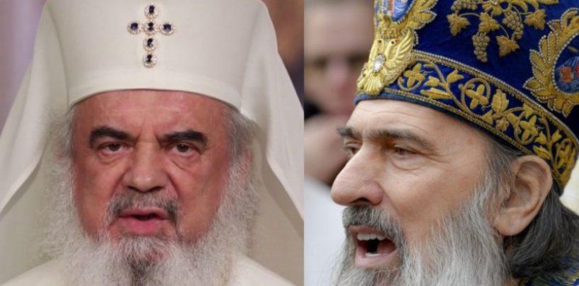 Ceartă între preasfinți. Patriarhul Daniel refuză să-l ridice, în grad, pe Teodosie Snagoveanul
