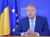 Preşedintele Iohannis va convoca săptămâna viitoare partidele şi formaţiunile parlamentare la consultări